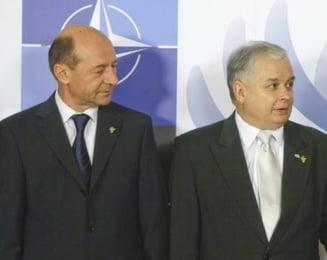 Basescu: Trebuie sa sprijinim Republica Moldova in drumul ei catre Europa