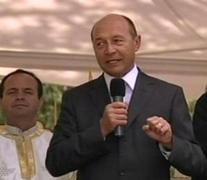 Basescu: Va astept acasa in cel de al doilea mandat al meu!