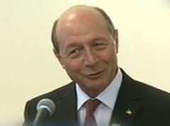 Basescu: Voi veni cu solicitarea de a deveni cetatean al Republicii Moldova. Acum situatia nu e propice (Video)