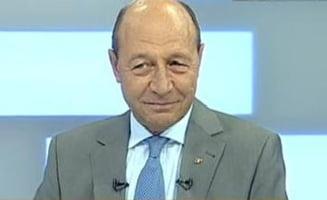 Basescu: Voiculescu este un adversar cinstit, il respect