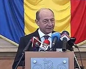 Basescu: Vom sprijini direct, nu doar politic, integrarea R. Moldova in UE