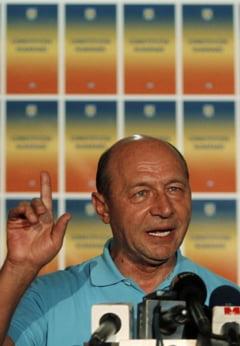Basescu: Vreau sa fiu chemat la Parchet mai repede, cat inca nu am imunitate