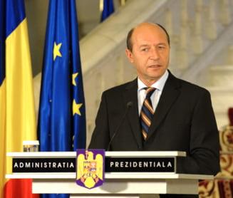 Basescu: Vrem reformarea UE in doua trepte - Romania, grav afectata de criza