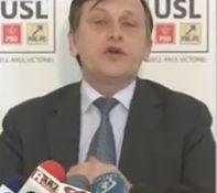 Basescu, amenintat cu suspendarea de Antonescu: Vezi reactii