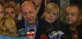 Basescu, atac la Iohannis si Ponta din usa berariei: Sunt nepotriviti sa conduca Romania