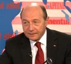 Basescu, atac la Ponta: Crede ca guvernele sunt ca doctoratele, plagiate (Video)