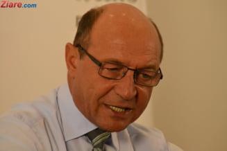 Basescu, atac la jurnalisti: Penibila aceasta divizie de lichele din presa