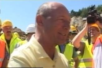 Basescu, atac la ministrii UDMR pe tema aurului de la Rosia Montana (Video)