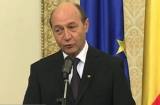 Basescu, catre ministri: Sunteti condamnati sa aveti succes