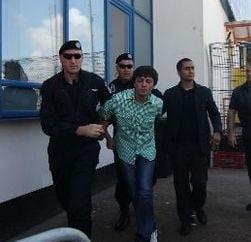 Basescu, citat ca parte vatamata in procesul lui Adrian Zglobiu, barbatul care l-a scuipat