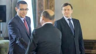 Basescu, consultari pentru un nou guvern - vezi programul