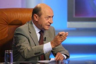 """Basescu, despre """"catastrofa"""" Pivniceru, divortul de PDL si Udrea ca dezastru mediatic"""