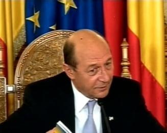 """Basescu, despre """"demagogia"""" lui Ponta pe chestiuni UE: Secretari de stat, trimisi la Consiliu"""