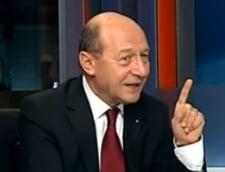 """Basescu, despre """"solutia imorala"""": Am negociat cu George Copos intrarea la guvernare, nu cu Voiculescu"""