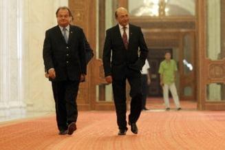Basescu, despre Blaga: Acest geambas putea sa nu convoace sesiunea extraordinara in vara lui 2012