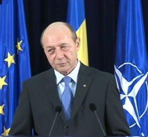 Basescu, despre Comisia Calarasi: Ponta si tata socru' folosesc Parlamentul ca pe o maciuca politica