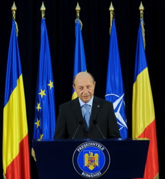 Basescu, despre Consiliul European: Nu-i dau mandat lui Ponta, fac fata mai bine tematicii (Video)