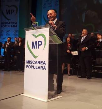Basescu, despre Guvernul Ciolos: Tehnocrati care trebuie sa cerseasca votul politicienilor (Video)
