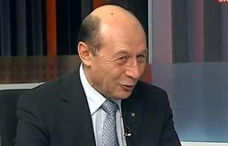 Basescu, despre Hellvig: L-a tradat pe Antonescu, ii vine si randul lui Iohannis, i-a dus geanta lui Voiculescu