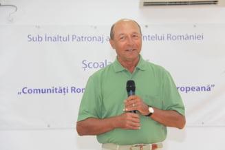 Basescu, despre Istoria romanilor: Nu ne suparam pe Chisinau, dar o sa tinem minte!