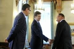 Basescu, despre Ponta si Antonescu: Superficiali si imaturi