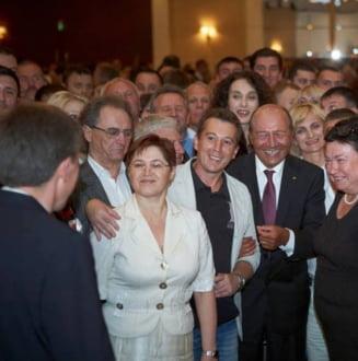 Basescu, despre R.Moldova: Sper sa veniti cat de repede in UE, sa fim iar laolalta, ca pe vremuri