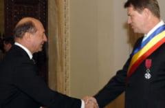 Basescu, despre Schengen: Iohannis, un mare castig de limba germana. Stroe dadea din maini pe acolo (Video)