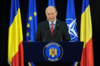 Basescu, despre Ucraina: Nu e invazie, e infiltrare. Putin vrea acolo o Transnistrie mai mare