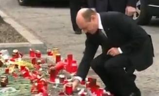 Basescu, despre Ucraina: Problema e sa se revina la dreptul de a utiliza limba romana (Video)