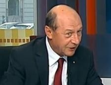 Basescu, despre Voiculescu: E lichelism sa se spuna ca ma ocup de dosare politice