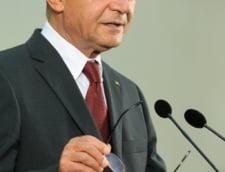 Basescu, despre absorbtia fondurilor UE: Ponta se lauda cu cifrele lui Boc. N-au semnat nimic nou