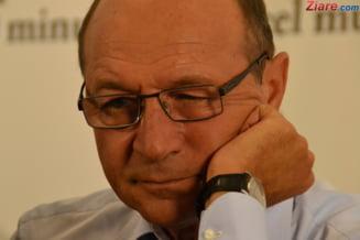 Basescu, despre alegerile locale: Sper sa reuseasca o alianta USR, cu PNL, chiar si cu PMP. Si maine i-as da votul lui Nicusor Dan