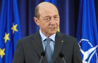 Basescu, despre amenintarile lui Rogozin cu bombardierul: Nu ne temem