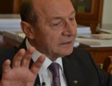 Basescu, despre anticipate: Mi s-ar parea ridicol ca o forta de dreapta sa faca exact ce l-a dus capul pe Dragnea