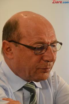 Basescu, despre candidatii dreptei: Li s-a umflat capul, fiecare se vede presedinte