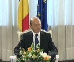 Basescu, despre cazul Mita la Vama Siret: Nu vreti sa raspund pe la sfarstiul lunii?