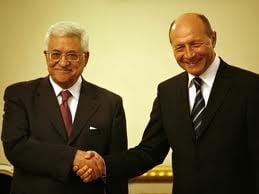 Basescu, despre conflictul israeliano-palestinian: Obiectivul e pacea, adevarul istoric sa ramana in cartile de istorie
