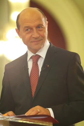 Basescu, despre copilul lovit: M-am dus intr-o emisiune-capcana