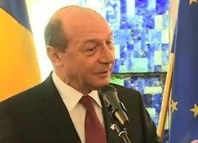 Basescu, despre decizia CCR in cazul statutului: Yes!