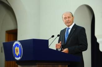 Basescu, despre demisia lui Vosganian: M-am inselat. E un act de lasitate