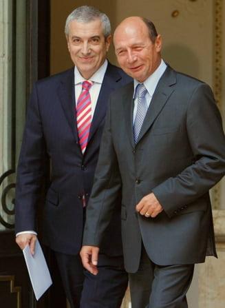Basescu, despre demisie: In biroul lui Ponta se facea trafic de influenta, Tariceanu imi trimitea biletele