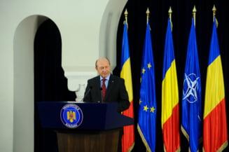 Basescu, despre dosarele Dragnea si Vosganian: Pentru USL e mai important sa-si apere oamenii decat MCV