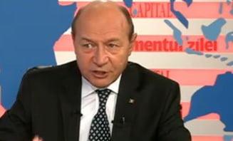 Basescu, despre esecul privatizarii CFR Marfa: Ponta a vrut sa-si ajute un prieten