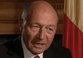 Basescu, despre furtuna din zona euro si alianta militara cu SUA - interviu Associated Press