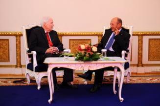 Basescu, despre integrarea rromilor: Romania nu interzice libera circulatie pe criterii etnice