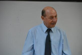 """Basescu, despre mandatul Gabrielei Firea la Primaria Capitalei: """"Era un cancer pentru Bucuresti"""""""