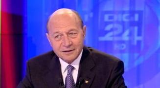 Basescu, despre mutarea Romgaz la Bucuresti: O prostie