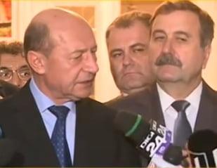 Basescu, despre noua cerere de arestare a Elenei Udrea: Nu ma simt vizat (Video)