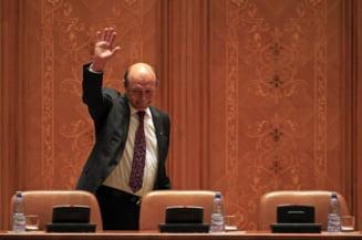Basescu, despre o eventuala noua candidatura la presedintie: O Doamne, nu! (Video)