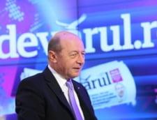 Basescu, despre o noua suspendare: Ii spun lui Ponta de pe acum